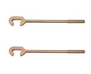 1182 Single valve wheel hook C type