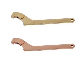 1211 Hook spanner adjustable