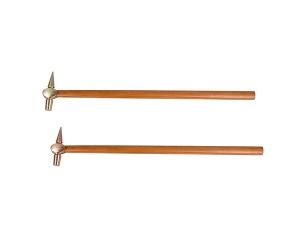 1991  Testing hammer tip