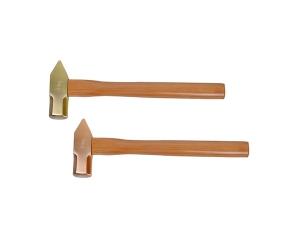 2011 Engineers cross peen hammer wooden handle