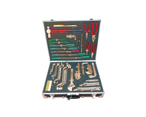 3302 Combination tool set (56pcs) Be-Cu