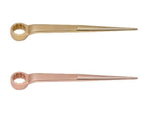 1051 Construction box wrench offset with pin