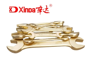 1011A-1011G Double open end wrench,Sets
