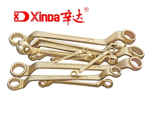 1031A-1031G Double end box wrench offset,Sets