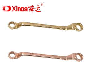 1031 Double end box wrench offset(New)